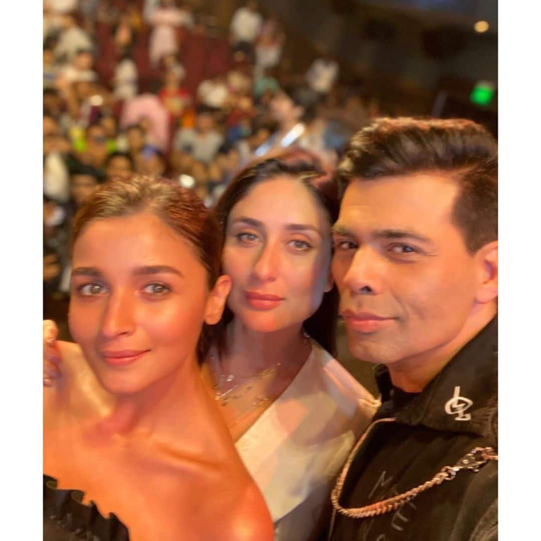 Kareena Kapoor Is The 'Happiest Girl In The World' To Have Alia Bhatt As Sister-In-Law, Karan Johar Will Be Waiting With A Thali