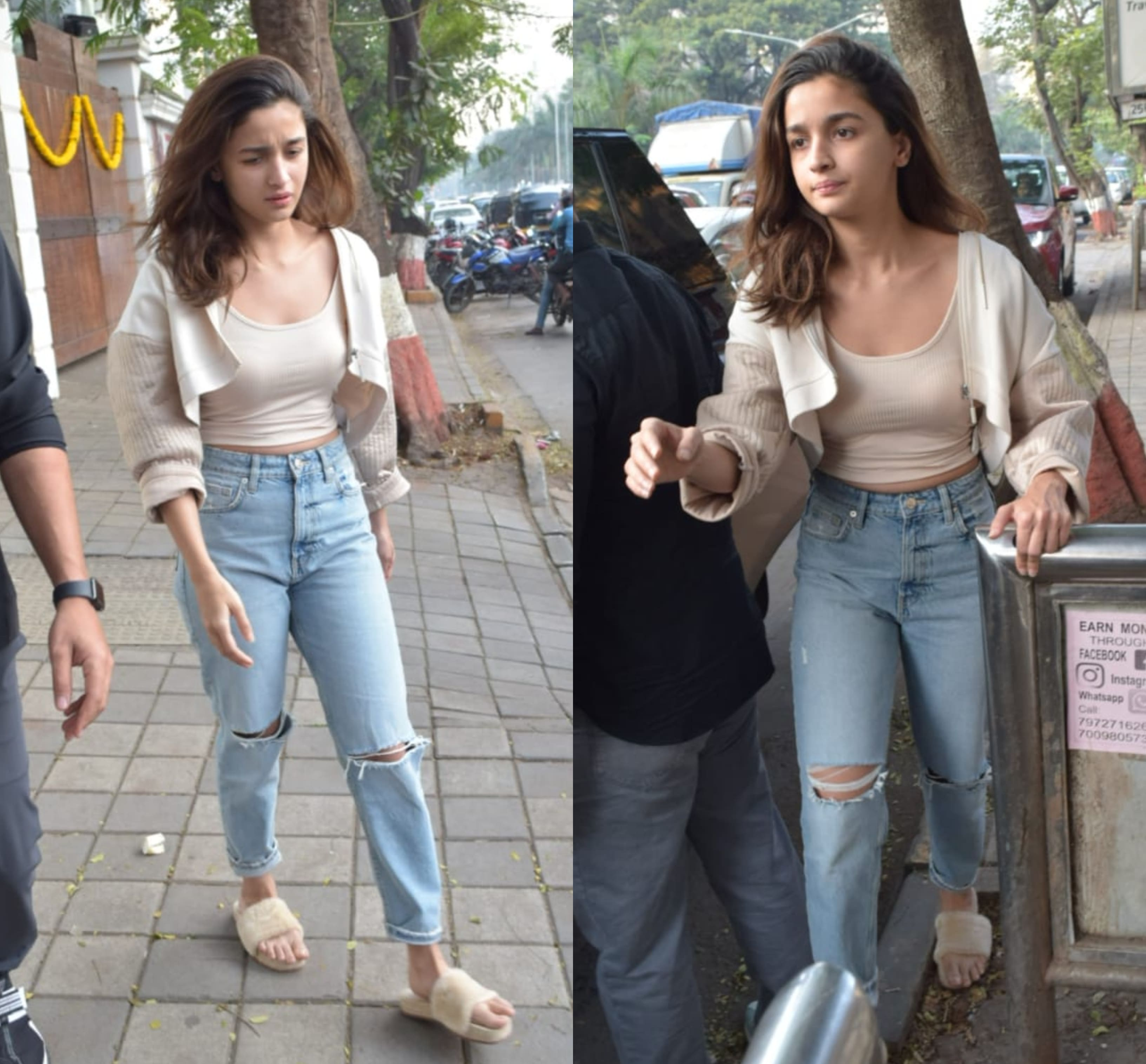 Here's How To Get Alia Bhatt's Casual Yet Classy Look On A Budget