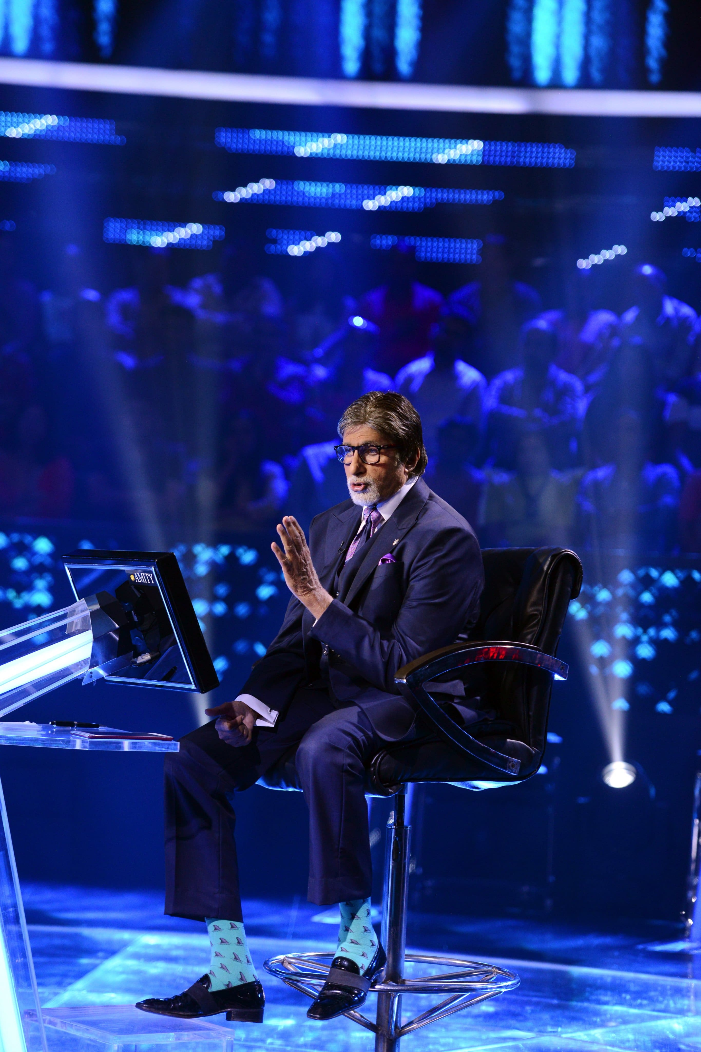 Amitabh Bachchan Reveals Why Talking About His Charitable Work Is Embarrassing