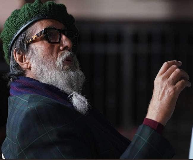 76-Year-Old Amitabh Bachchan Stays On To Be The 'Maha Nayak', Has 5 Releases In 12 Months