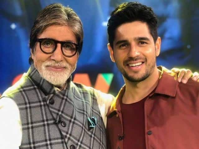 Aankhen 2: Amitabh Bachchan, Sidharth Malhotra Not A Part Of The Film Anymore? Read Deets...