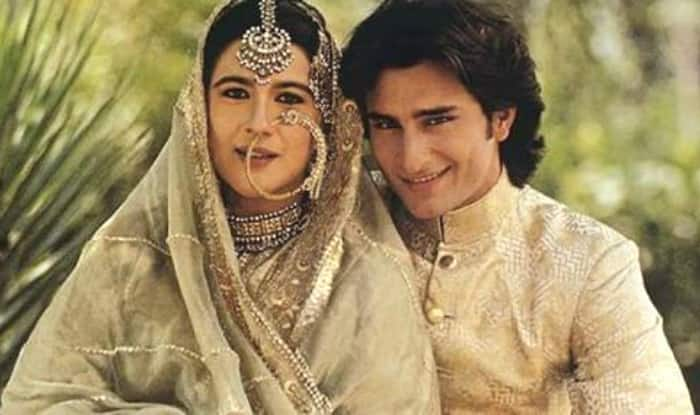 Lost Love Stories : Saif Ali Khan And Amrita Singh