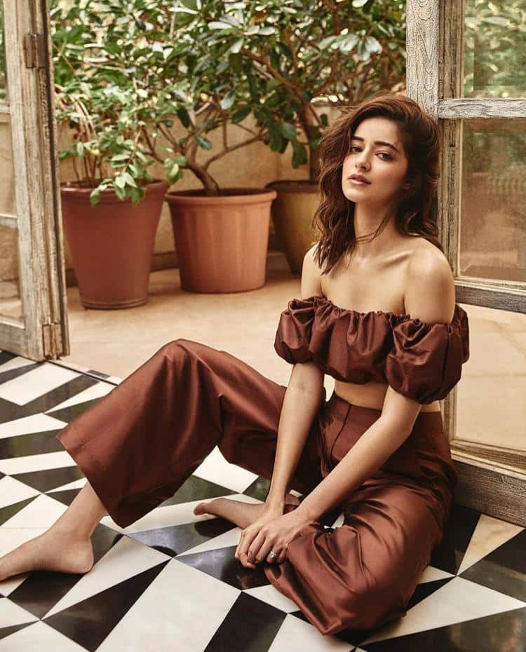 Ananya Panday Returns Home After A Short Getaway To Dubai; Will Resume Shoot Soon