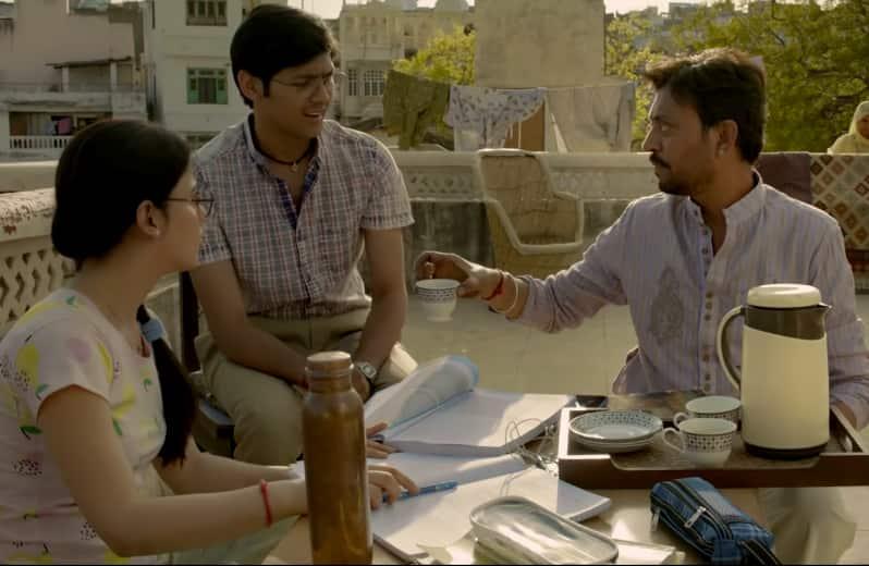 Angrezi Medium's Ek Zindagi Song Beautifully Captures The Father-Daughter Relationship Shared By Irrfan Khan And Radhika Madan