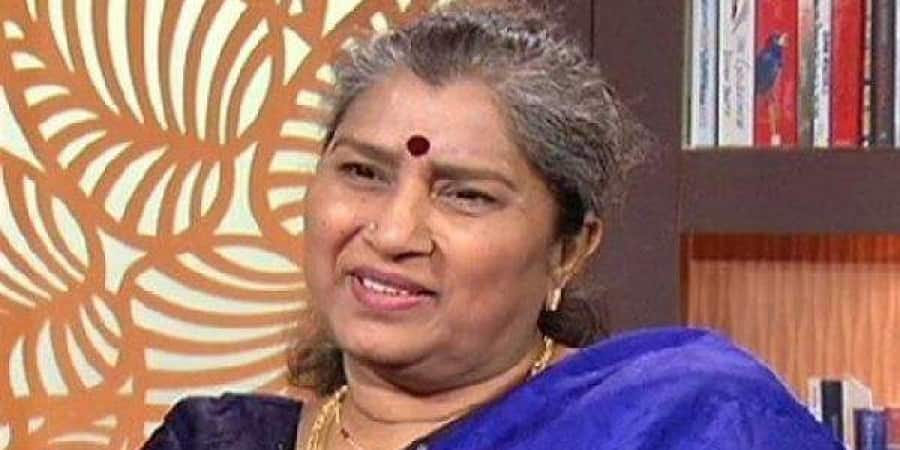 Daughter Of Telugu Actress Annapurna Commits Suicide