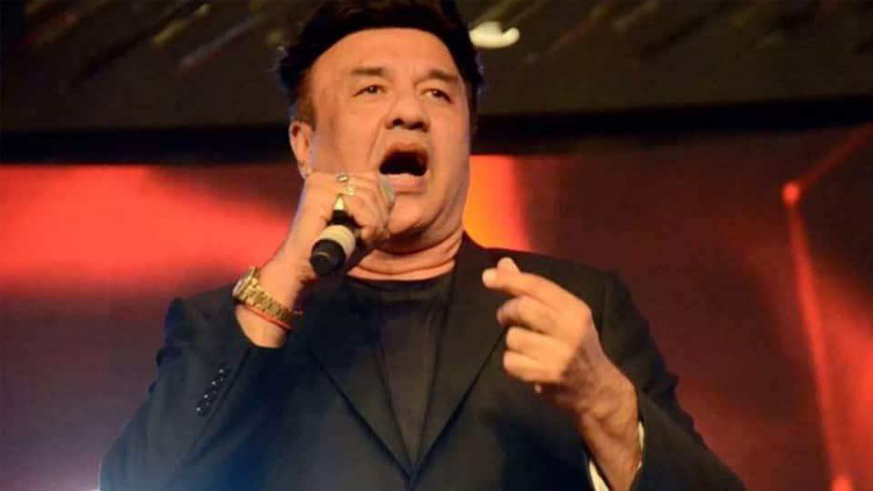 Anu Malik comes up with new single 'Monday'
