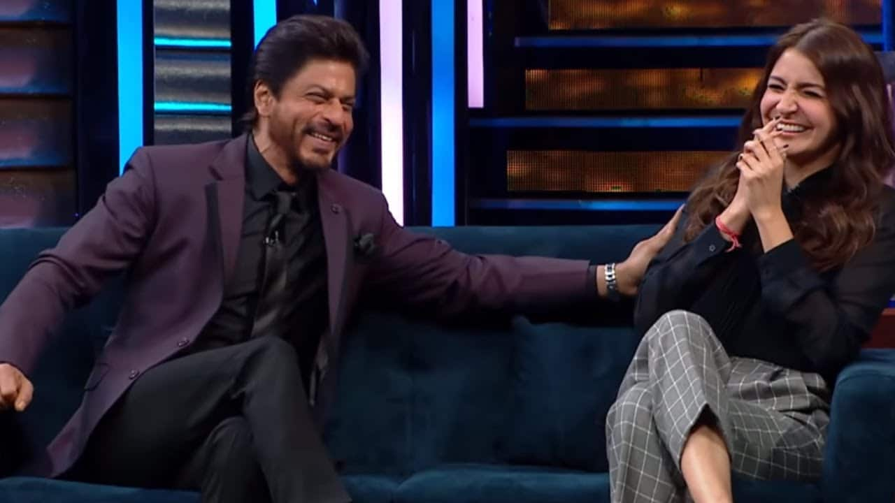 When Shah Rukh Khan Confessed Anushka Sharma Told Him He Can't Act During Rab Ne Bana Di Jodi Shoot