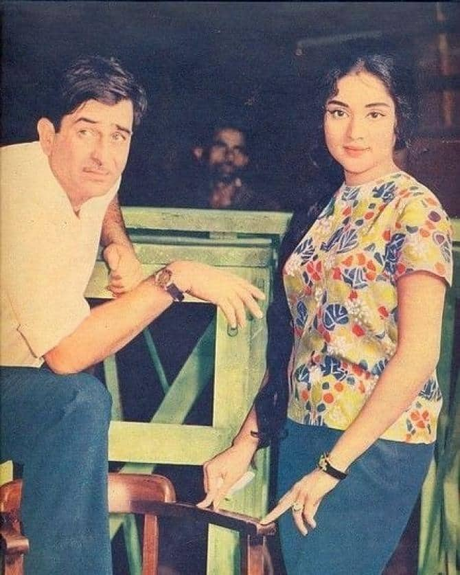 When Raj Kapoor's Wife Krishna (Malhotra) Left With Her Children To Stay At A Hotel Due To His Affair With Vyjayantimala