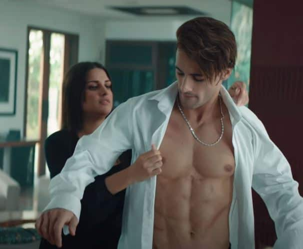 Dil Ko Maine Di Kasam Song: Asim Riaz And Himanshi Khurana's Chemistry Gets Even Better With Arijit Singh's Voice; Watch...