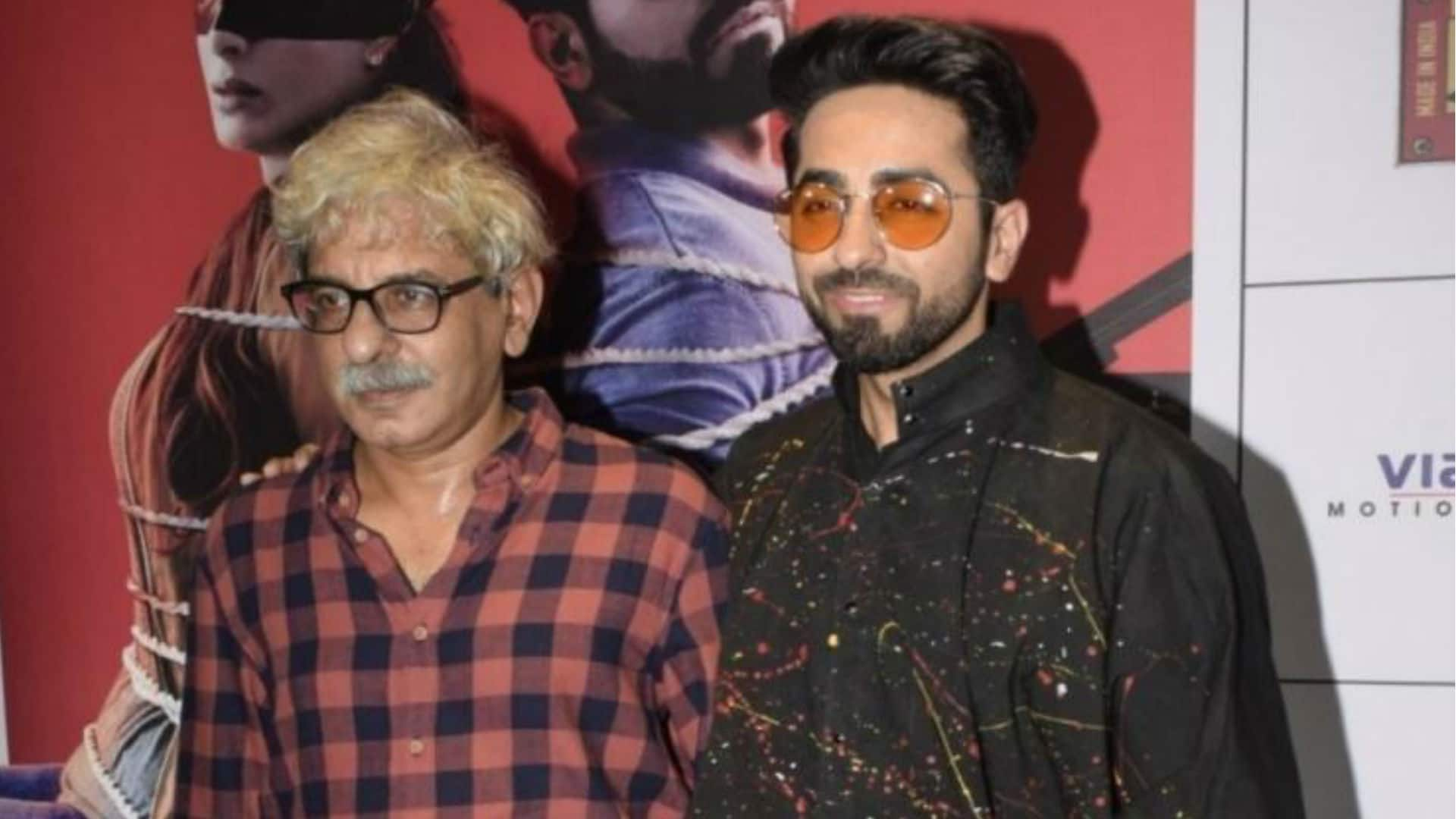 Ayushmann Khurrana To Re-Unite With Sriram Raghavan And No We Are Not Talking About Andhadhun 2