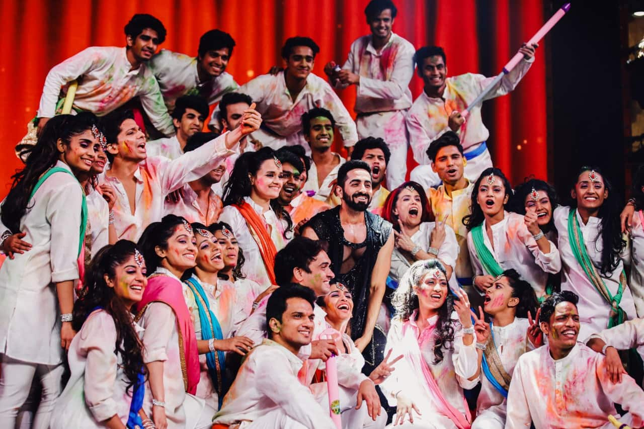Ayushmann Khurrana Feels Honored That He Got To Pay A Tribute To Festivals Of India Through His Filmfare Performance