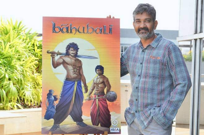 Baahubali Director Ss Rajamouli Started His Journey As A Storyteller With Comics