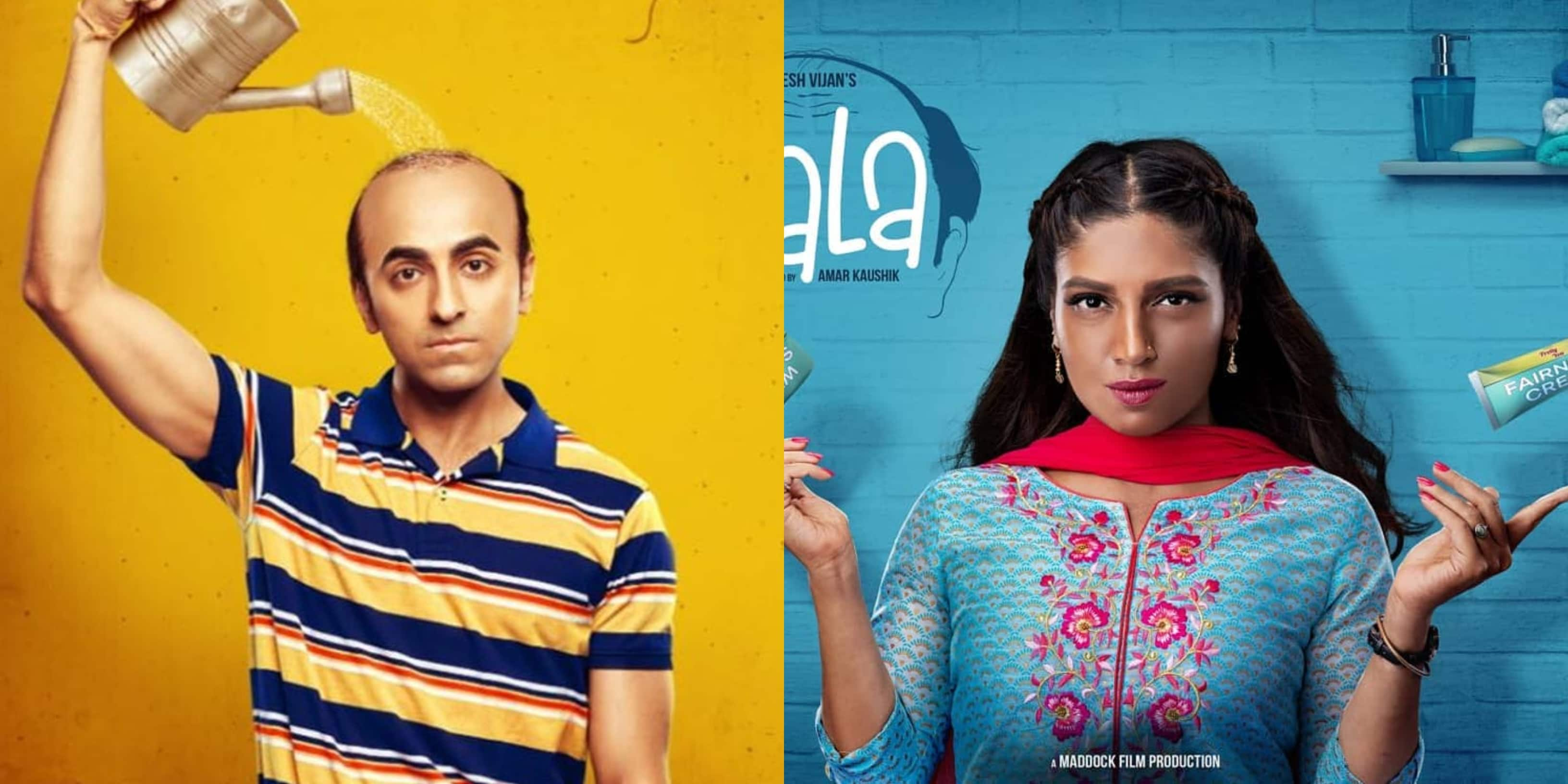 Bala Director Amar Kaushik Asks Why Asyumann Going Bald Is Not As Problematic As Bhumi's Skin Darkening? Questions Audiences' Double Standards