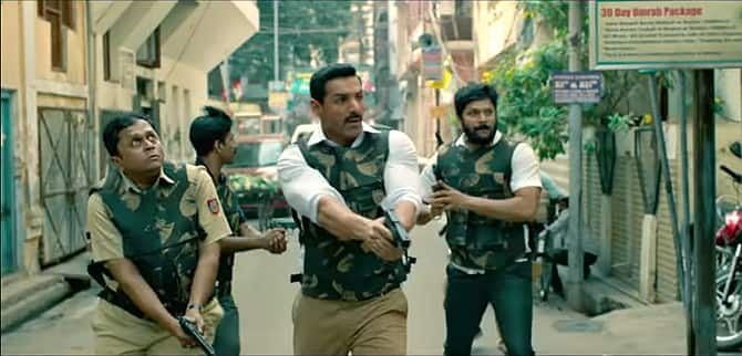 John Abraham On Batla House: Have Tried To Bring To Our Audiences' Notice That Our Police Officers Are As Human As Rest Of Us