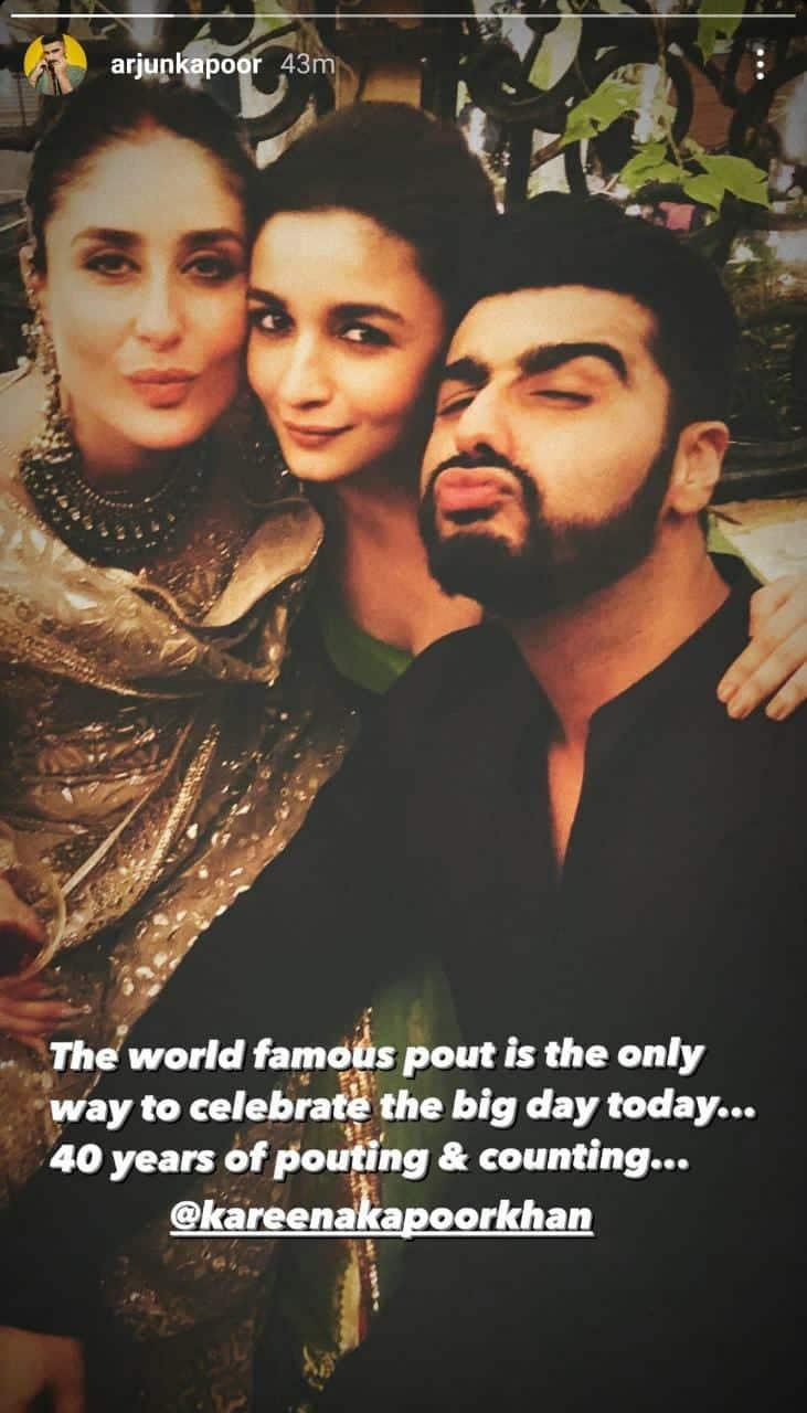 Happy Birthday Kareena Kapoor: Sonam, Priyanka, Arjun And Others Shower Bollywood's OG Diva With Love