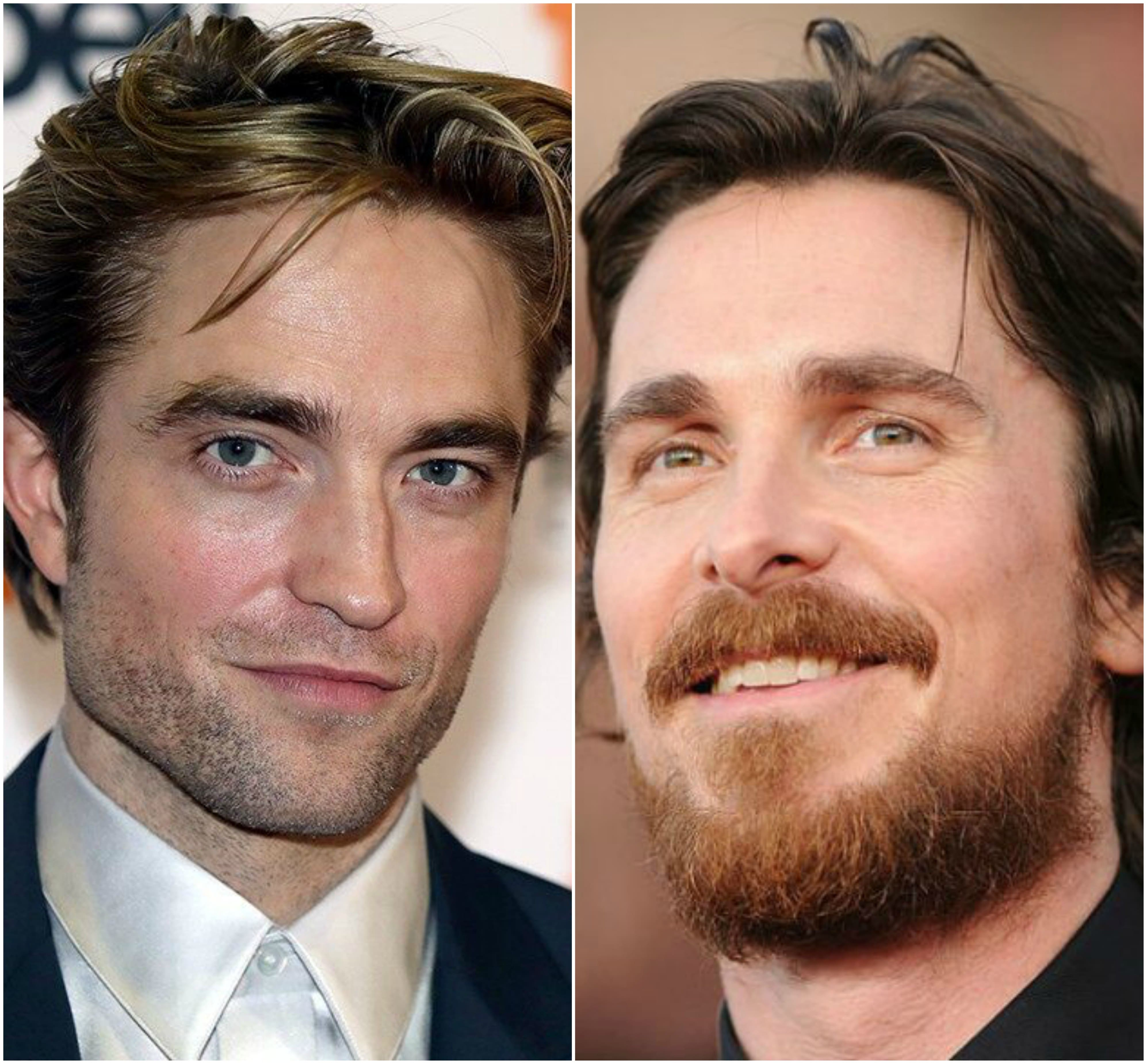 """Just be able to pee by yourself"" Christian Bale Gives Pro Tip To New Batman Robert Pattison"