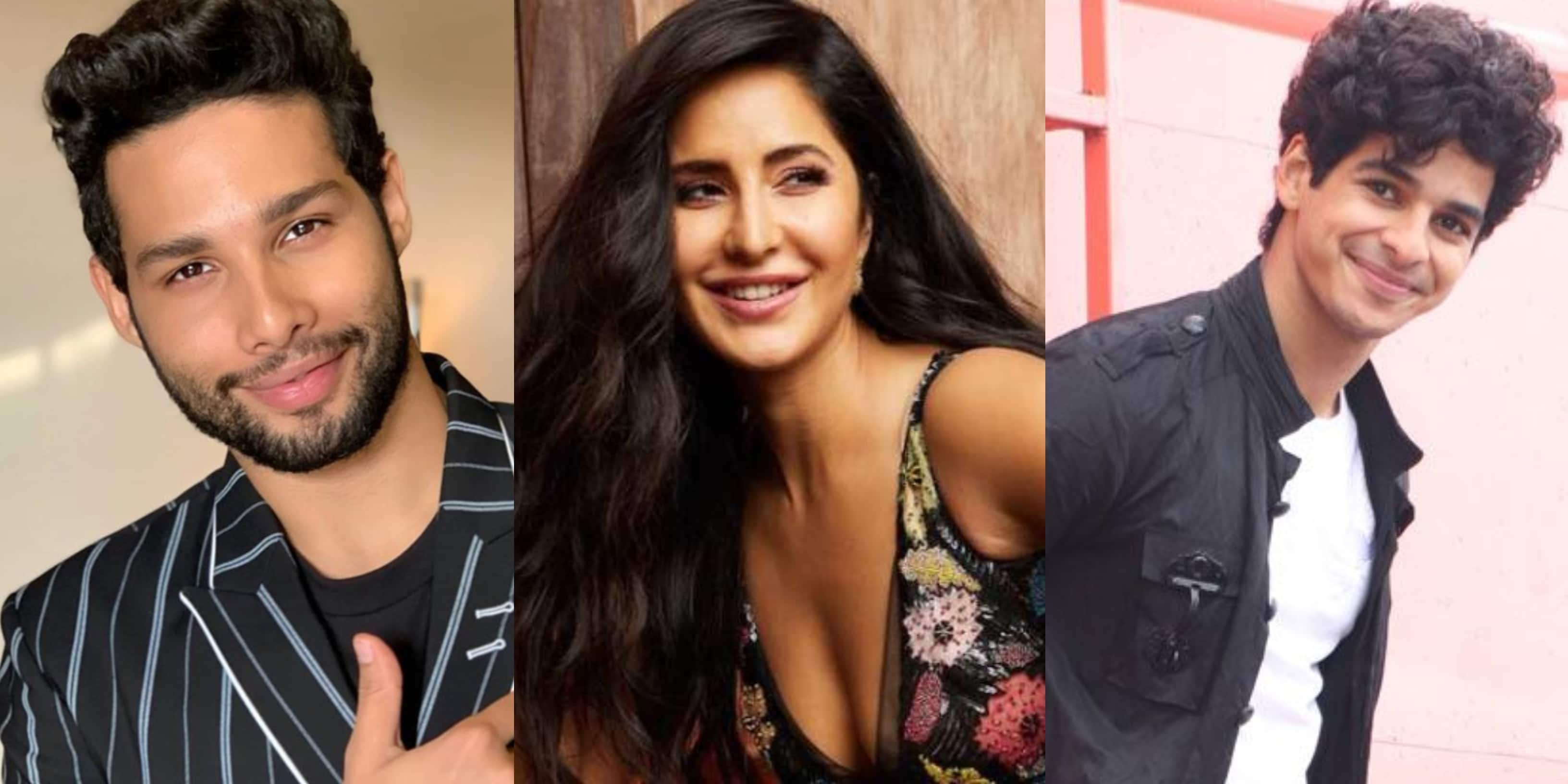 Katrina Kaif, Ishaan Khatter And Siddhant Chaturvedi's Quirky First Look For Phone Bhoot Will Get You Excited