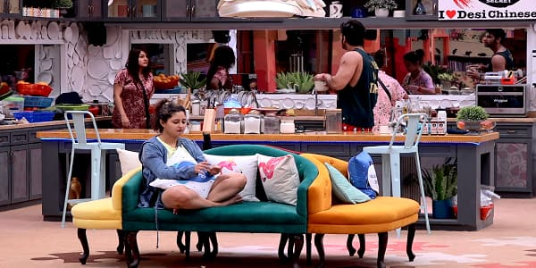 Bigg Boss 13: Day 3: Shernaz Gill And Shefali Bagga Question Aarti Singh About Her Relationship With Siddharth Shukla, Smear Cow Dung On His Face!