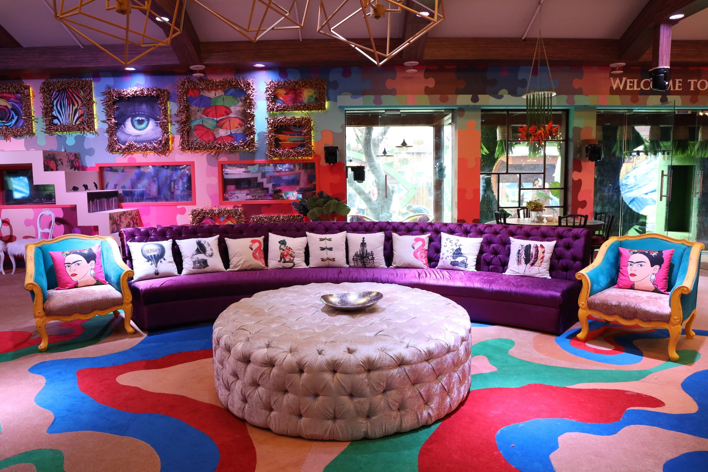 Inside The Bigg Boss 13 House: The Museum Themed Mansion Is Colourful, Vibrant And Everything Quirky!
