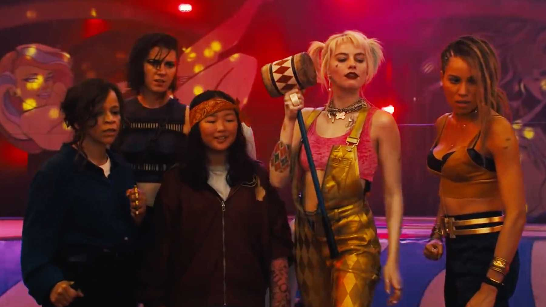Bird Of Prey Movie Review: Everything Pales In Comparison To Margot Robbie's Class Act As The Vibrant Harley Quinn, Even Her Girl Gang