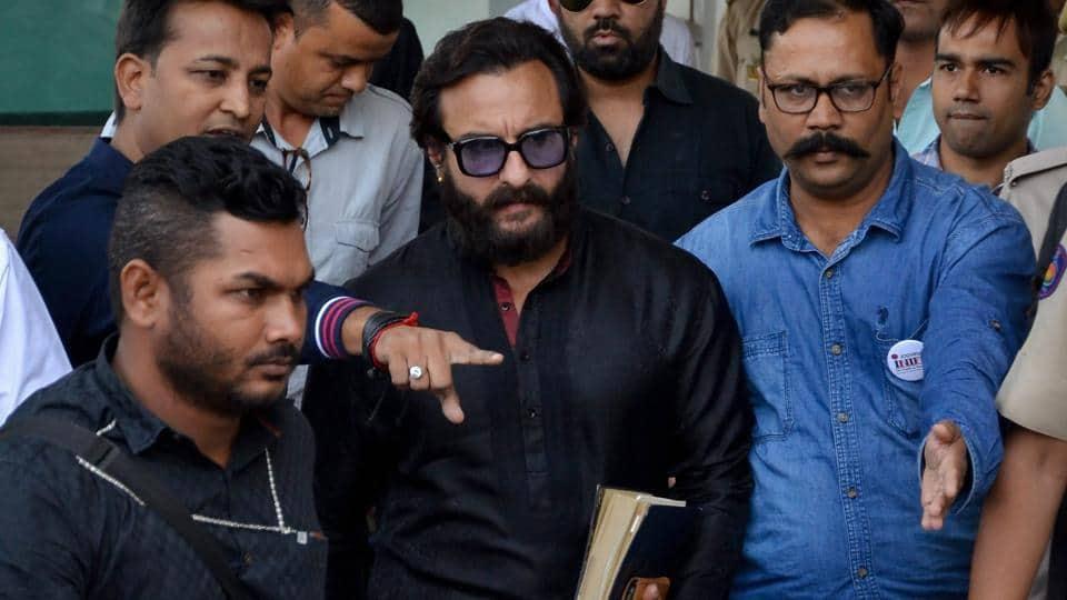 सलमान ही नहीं, बॉलीवुड के छोटे नवाब सैफ अली खान के नाम भी हैं ये बड़े केस !