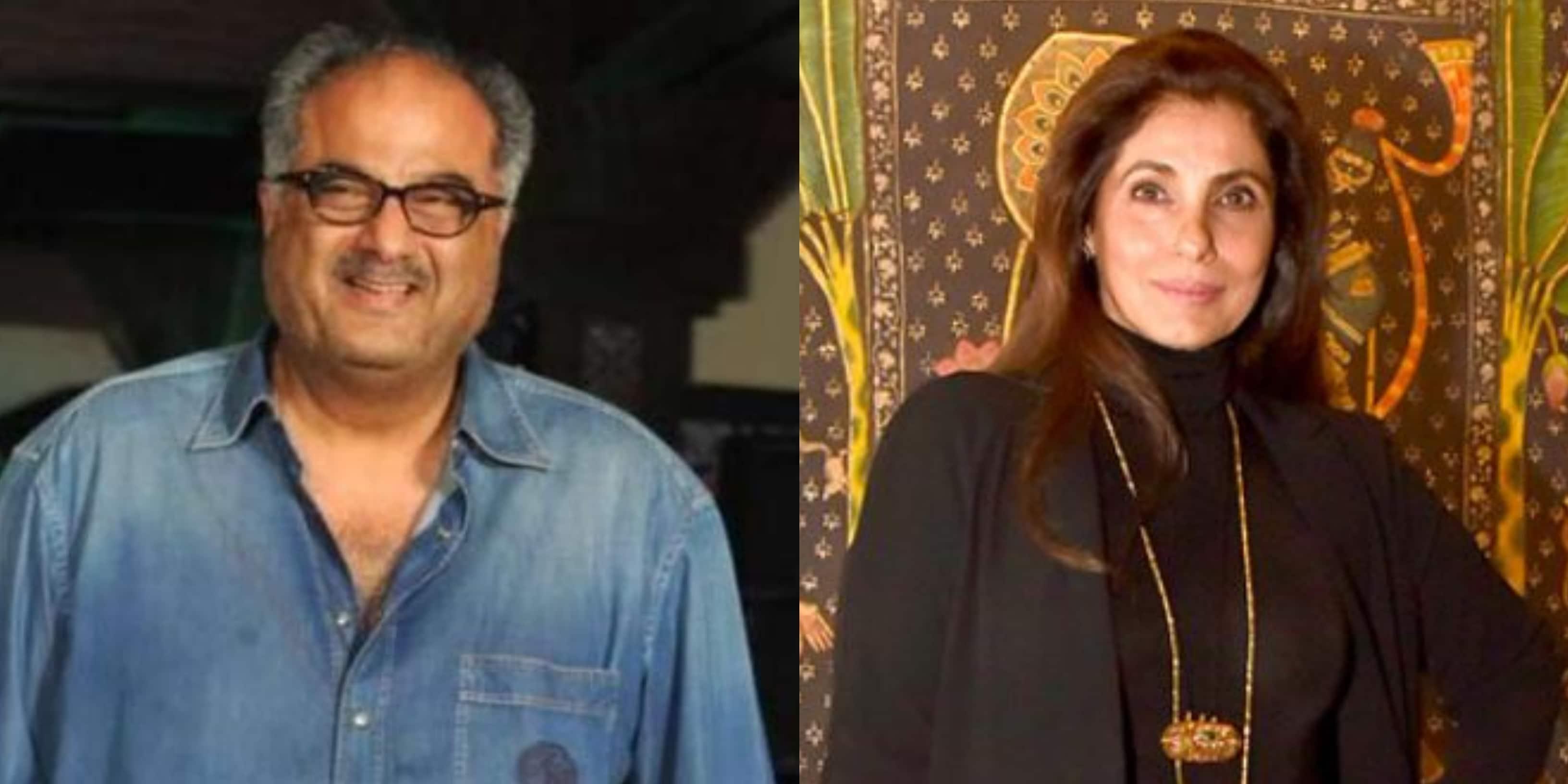 Dimple Kapadia & Boney Kapoor Roped In For Luv Ranjan's Next; Will Play Ranbir Kapoor's Parents