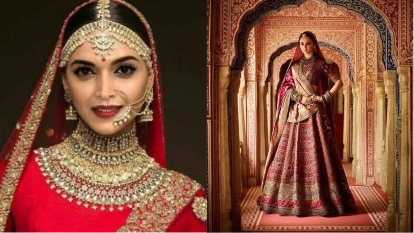 Here Are All The Details About The Grand Wedding Of Deepika And Ranveer