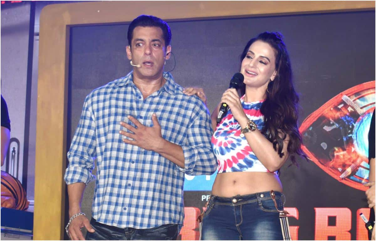 Bigg Boss 13: Ameesha Patel Is Indeed Going Inside The House But It Is Not What You Think