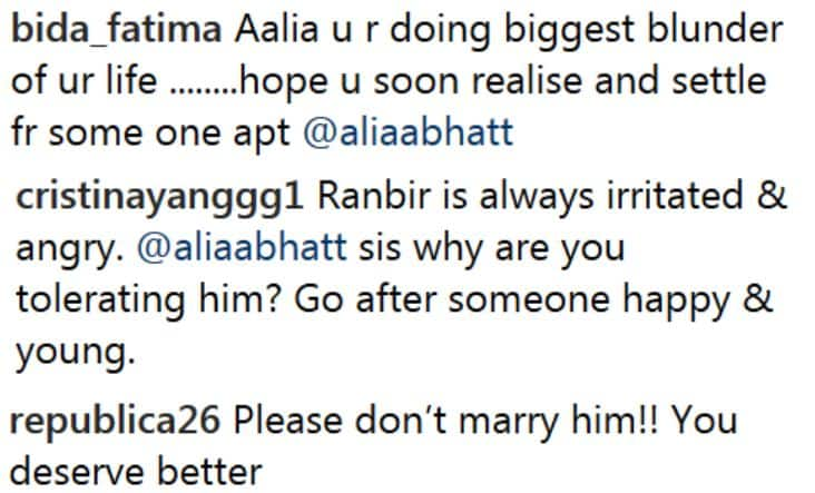 After This Viral Video, Alia Bhatt Fans Do Not Want Her To Marry Ranbir Kapoor