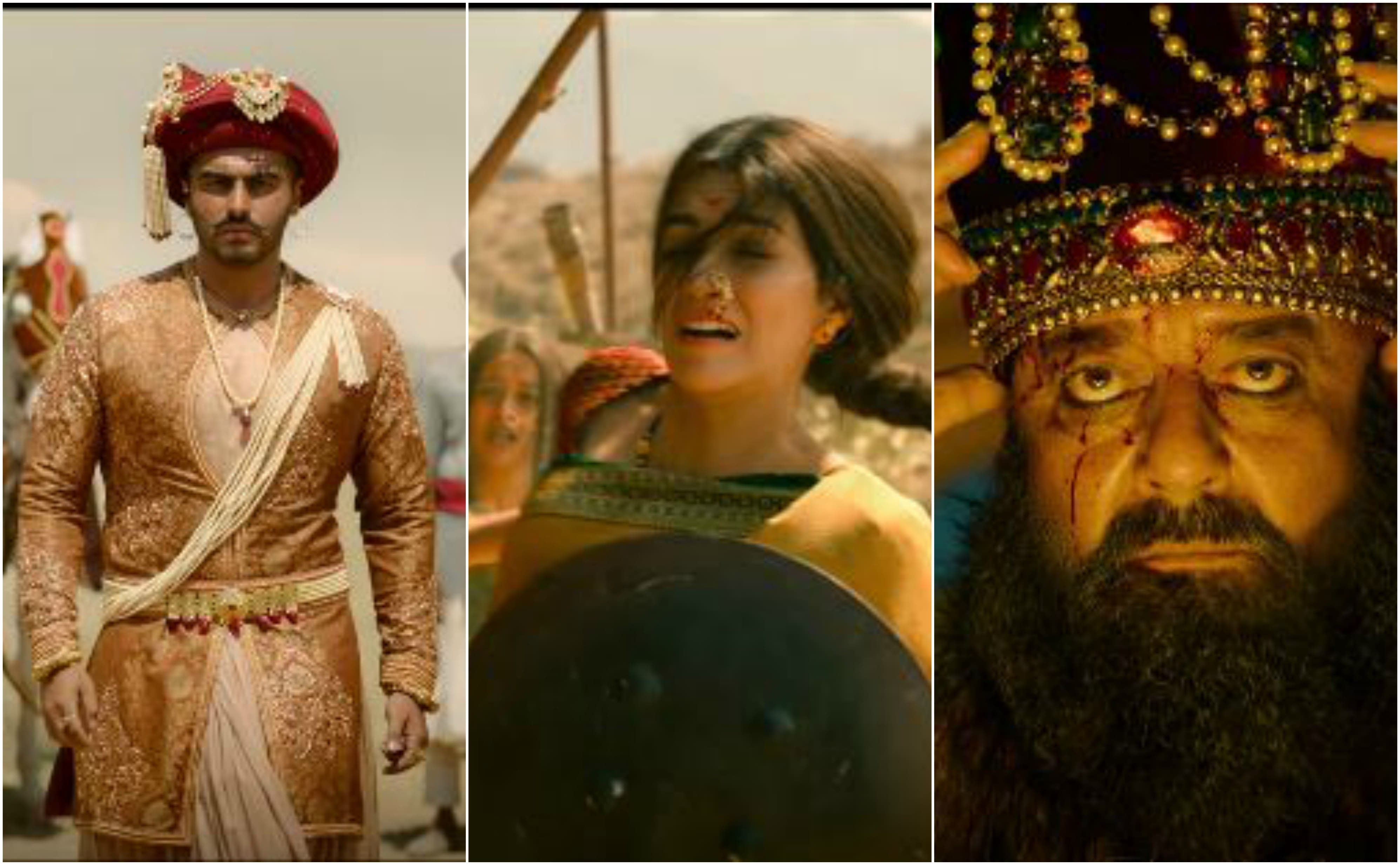 The trailer of Panipat will make you travel back in time