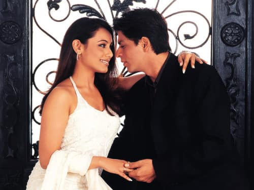 Rani Mukerji Remembers Working With Shah Rukh Khan In Chalte Chalte; Calls It One Of Her Favorite Things