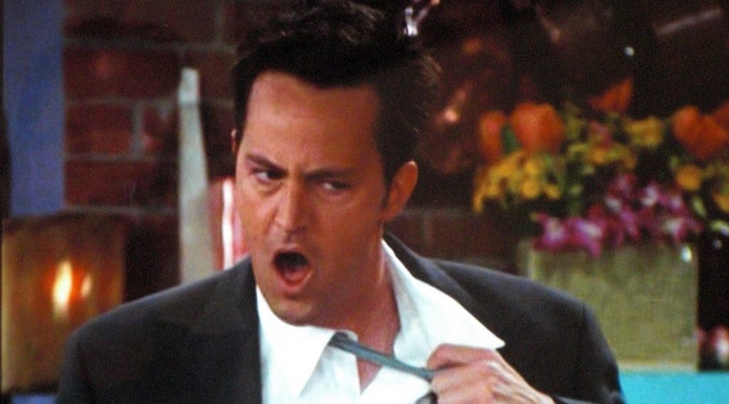 Matthew Perry Refused To Be A Part Of A Friends Episode Where Chandler Goes To A Gay Bar