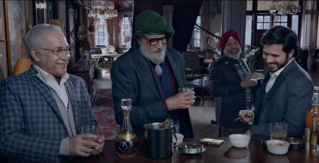 Chehre Trailer: Emraan Hashmi Is Trapped In The Game Of Amitabh Bachchan''s Mock Trials, Rhea Chakraborty Finally Appears; Watch