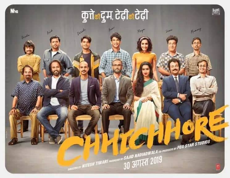 Aamir Khan Has Watched The Trailer Of Sushant And Shraddha's Chhichhore And This Was His Reaction