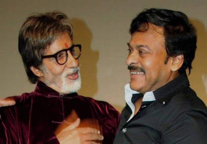 Chiranjeevi Reveals His Nervousness Before Contacting Amitabh Bachchan For Sye Raa, Jaya Bachchan Played Mediator