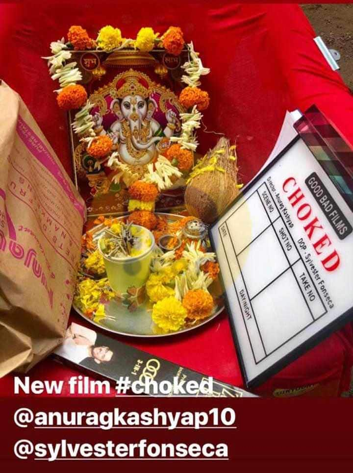 BREAKING: Read To Know WHY Anurag Kashyap Named His Next Venture Choked!