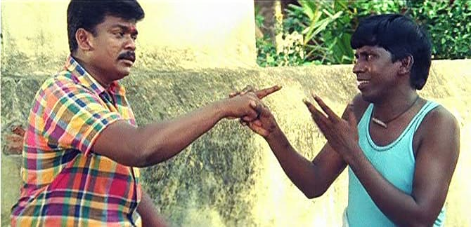 Vadivelu And Parthiban To Collaborate For Suraj's Next Film