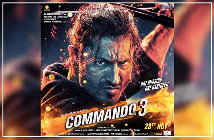 Commando 3 Movie Review: The Film Offer Little More Than Vidyut Jamwal In His Action Glory Despite Showing Glimpses Of Potential