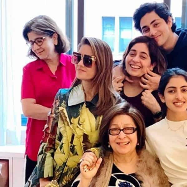Ritu Nanda Passes Away At The Age Of 71; Here Are Some Of Her Family Pictures