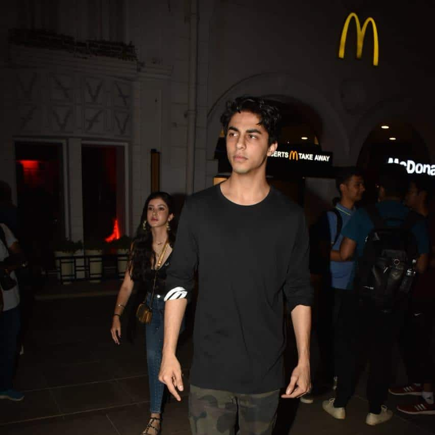 Aryan Khan, Suhana Khan, Ishaan Khattar, Janhvi Kapoor And Other Star Kids Make Heads Turn!