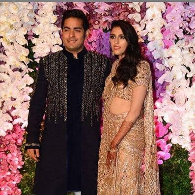 Bollywood Brings Their A-Game At Akash Ambani And Shloka Mehta's Wedding Reception