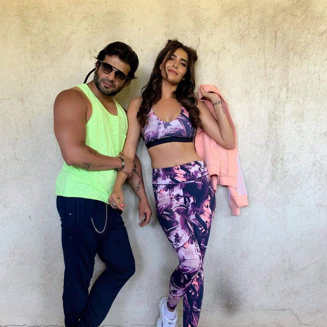 Khatron Ke Khiladi 10: Karishma Tanna Looks Completely Chilled Out Before The Shoot of The Show