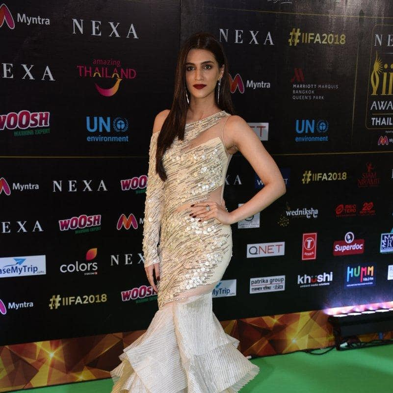 IIFA Green Carpet