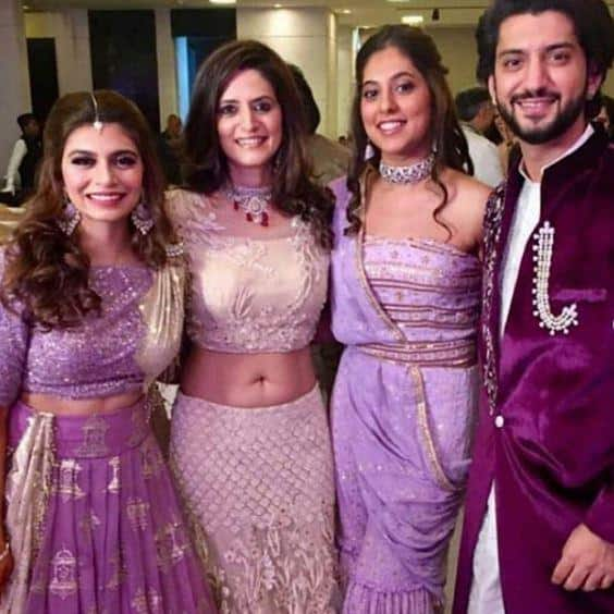 In Pictures: TV Celebs Grace Kunal Jaisingh And Bharti Singh's Sangeet Ceremony!