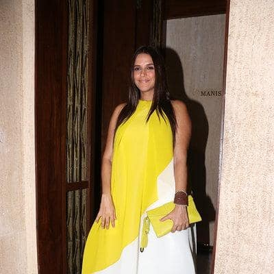 10 Times Neha Dhupia Cleverly Hid Her Pregnancy With These Clothes!