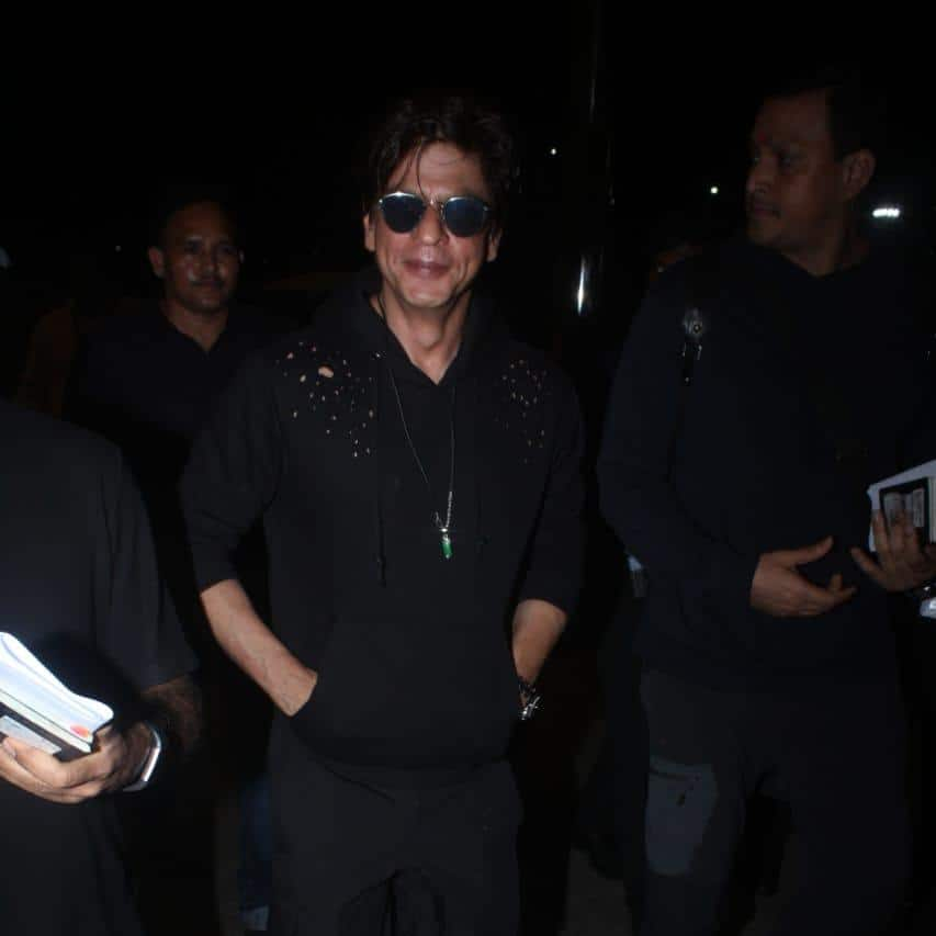 Shah Rukh Khan, Arjun-Malaika And Other Celebs Leave For Indian Film Festival In Melbourne. See Pictures...