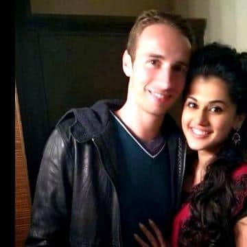 All You Need To Know About Taapsee Pannu's Boyfriend Mathias Boe!