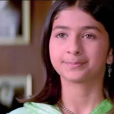 Did You Know That K3G's Little Poo AKA Malvika Raaj Is The Grand Daughter Of This Actor?