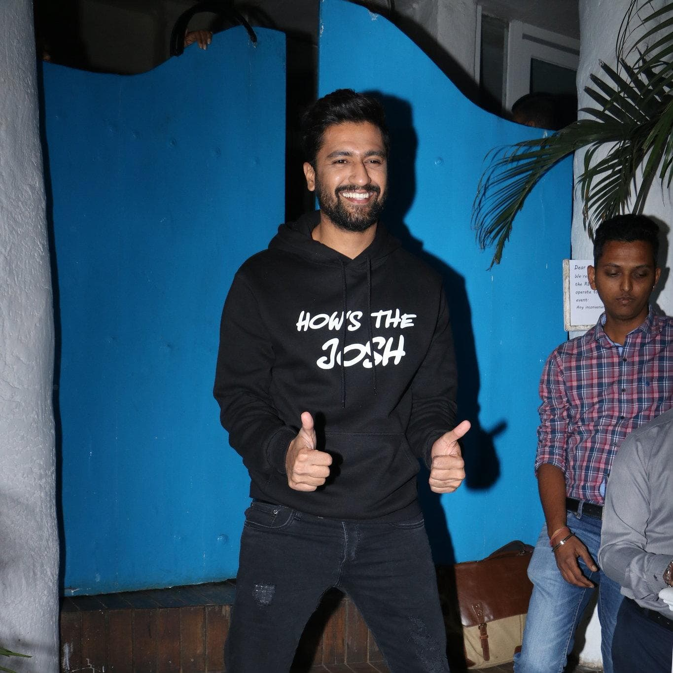 In Pictures: Bollywood Celebs Turn Up To Celebrate Uri Success Party!