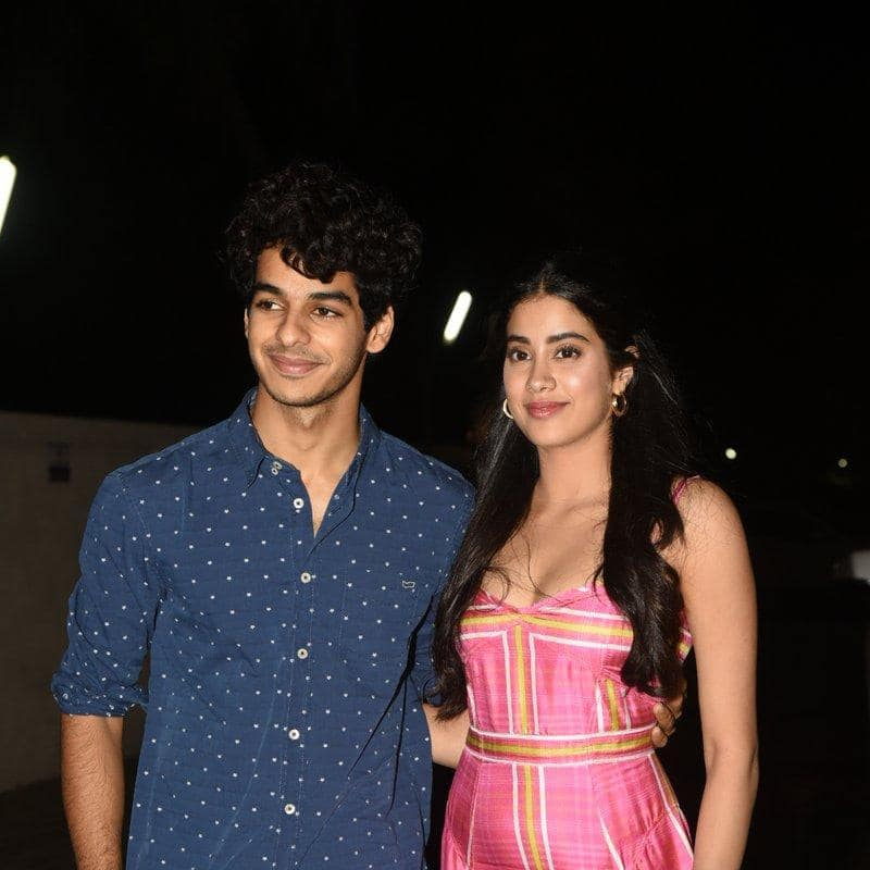 In Pictures: Bollywood Celebs In Full Attendance At The Dhadak Screening!